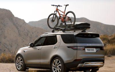 Land Rover Discovery jako bonusová výhra v pátečním losování Eurojackpotu